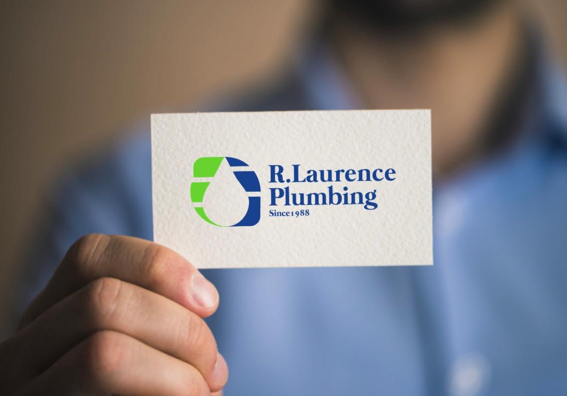R.Laurence Plumbling Branding